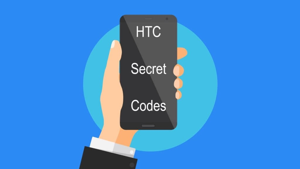 HTC Android Secret Codes