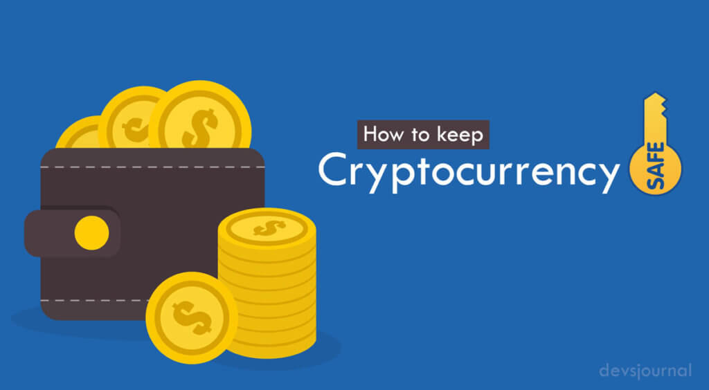 How to keep cryptocurrency safe in wallets
