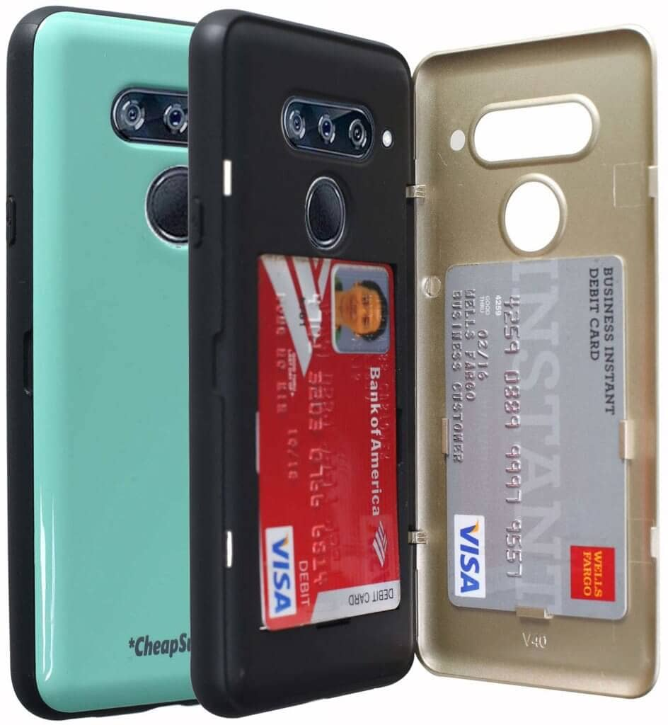 Store Your Valuables In Phone Case