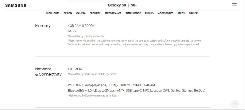 Did Samsung lie about UFS 2.1?