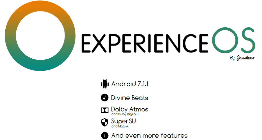 Experience OS for Oneplus 5