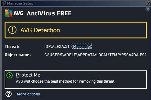 idp.alexa.51 virus