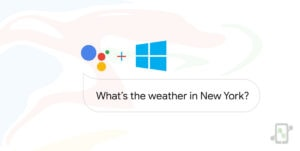 How to use Google Assistant in Windows with Python