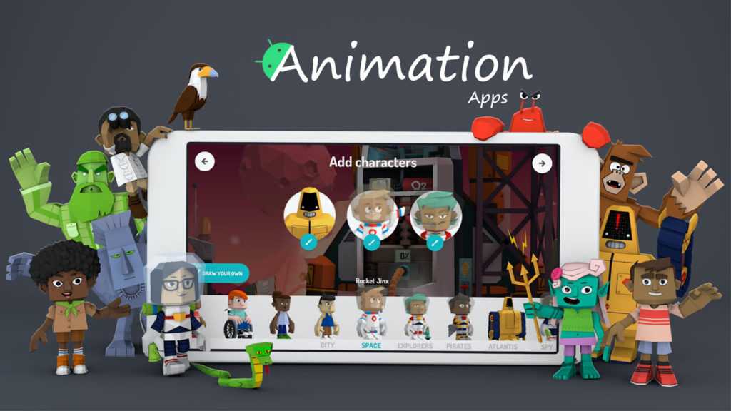 Best Animation Apps for Android and iOS