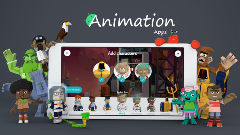 Top 10 Best Animation Apps for Android and iOS