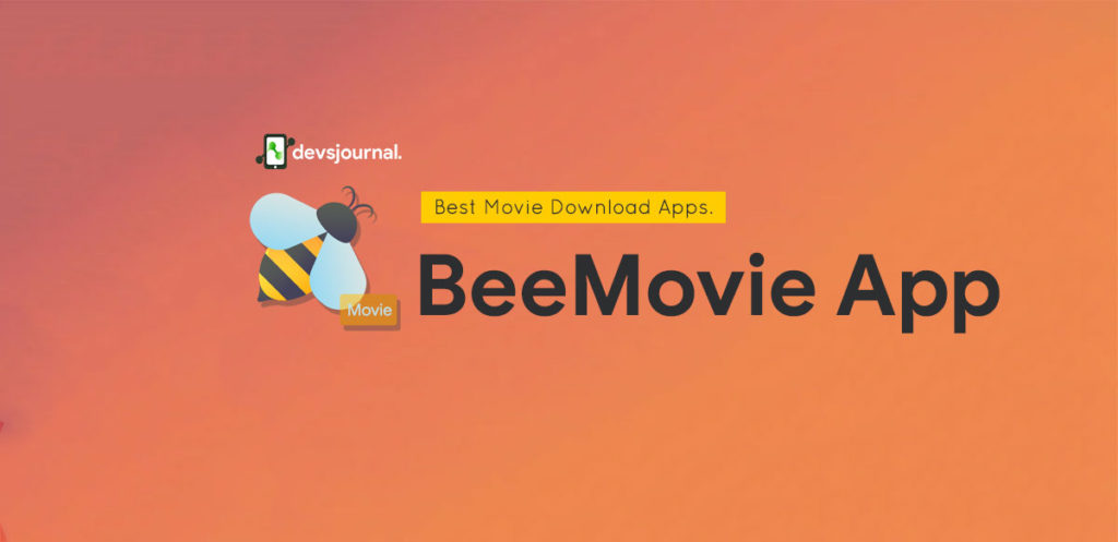 BeeMovie - Android Movie Streaming Free Apps