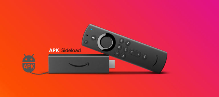 How to install APK on Amazon FireStick using PC