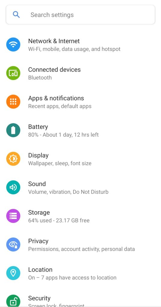 How to disable or remove Android System Webview