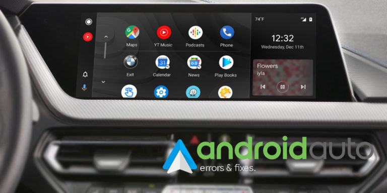 "How To Fix ""Android Auto Not Working"""