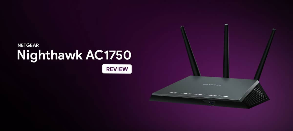Netgear R6700 Nighthawk AC1750 Review