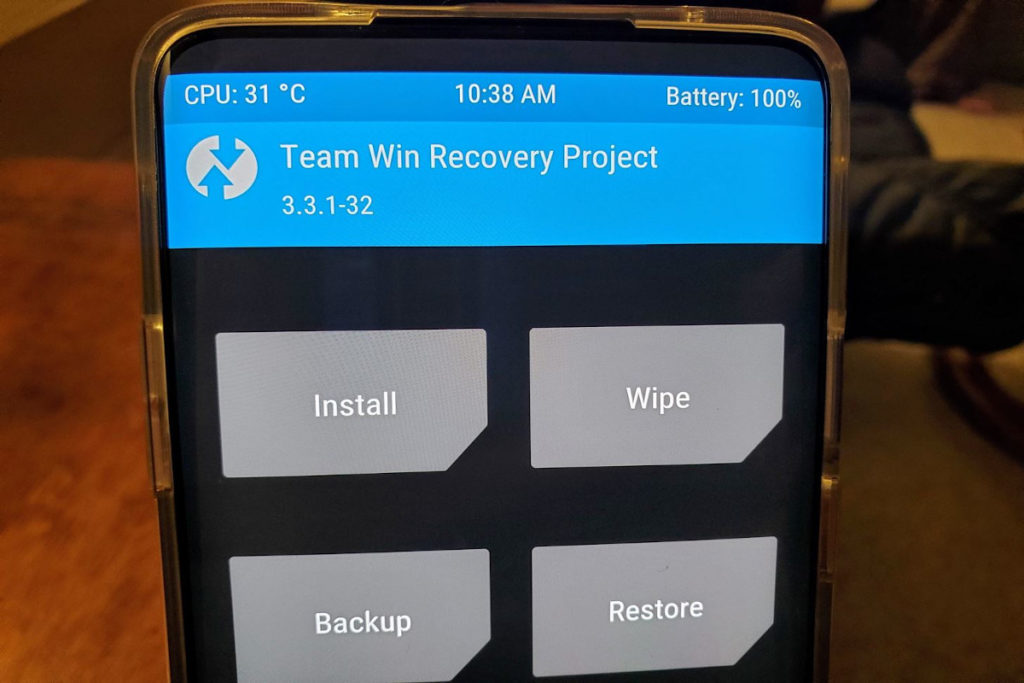 How to install TWRP on your OnePlus smartphone?