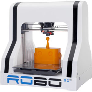 Robo R1+ ABS/PLA Assembled 3D Printer - Best 3D Printer for Cosplay