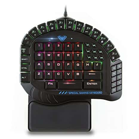 aula excalibur best gaming keypad