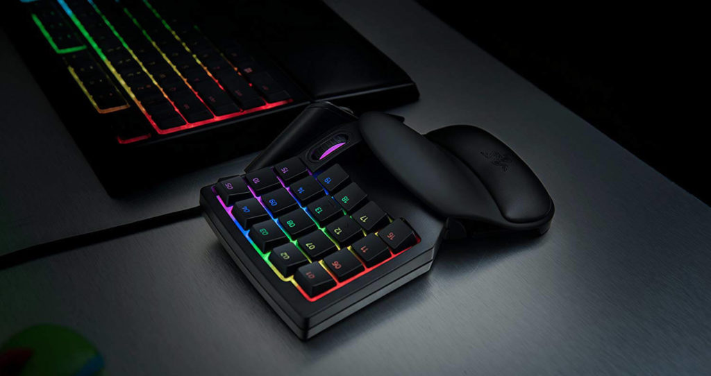 best ergonomic gaming keypad