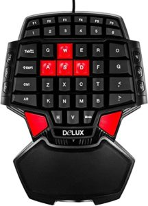 delux t9 gaming keypad review