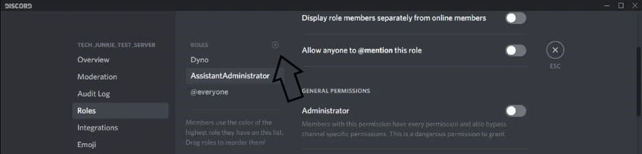 How To Create Roles In Discord