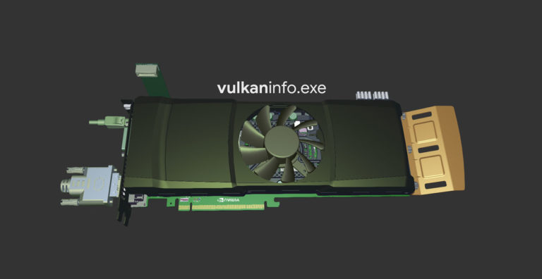 What is vulkaninfo.exe? Is it a Virus?