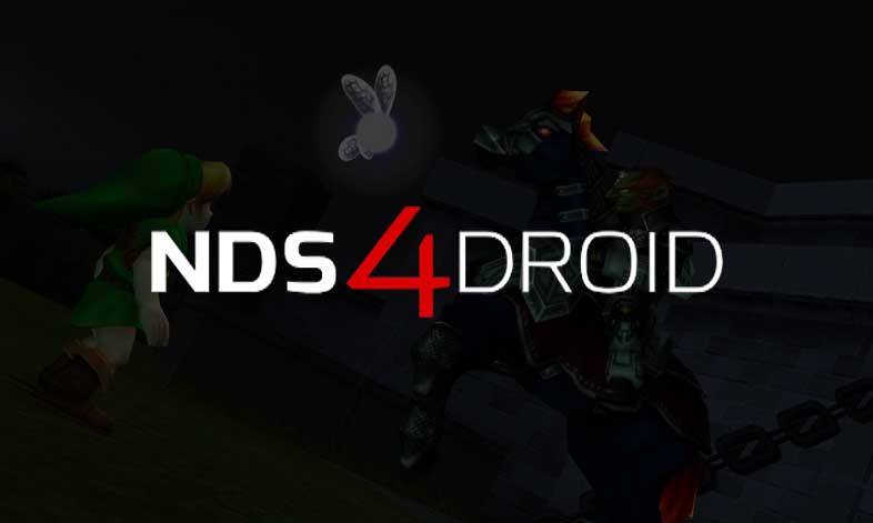 NDS4droid Android 3ds emulator