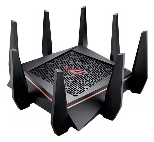 asus rog ac5300 fios compatible router