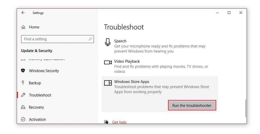 windows error 0x803fa067