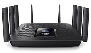 Linksys EA9500 best cable modem for cox