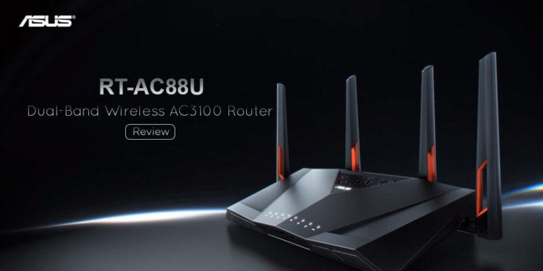 Asus RT-AC88U (AC3100) Review