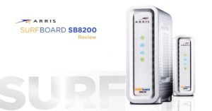 Arris Surfboard SB8200 Review