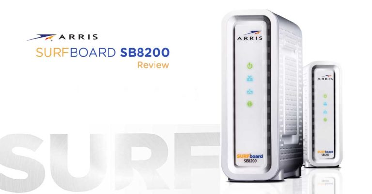 Arris Surfboard SB8200 Review – A Timeless Classic