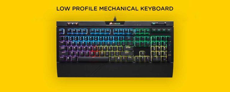 10 Best Low Profile Mechanical Keyboards