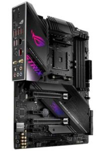 ASUS ROG STRIX X570-E GAMING Motherboard for Ryzen 5 3600