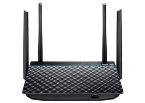 ASUS RT-ACRH13 AC1300 Super-Fast WiFi Router under $100