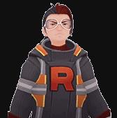 Arlo Team GO Rocket Pokemon GO