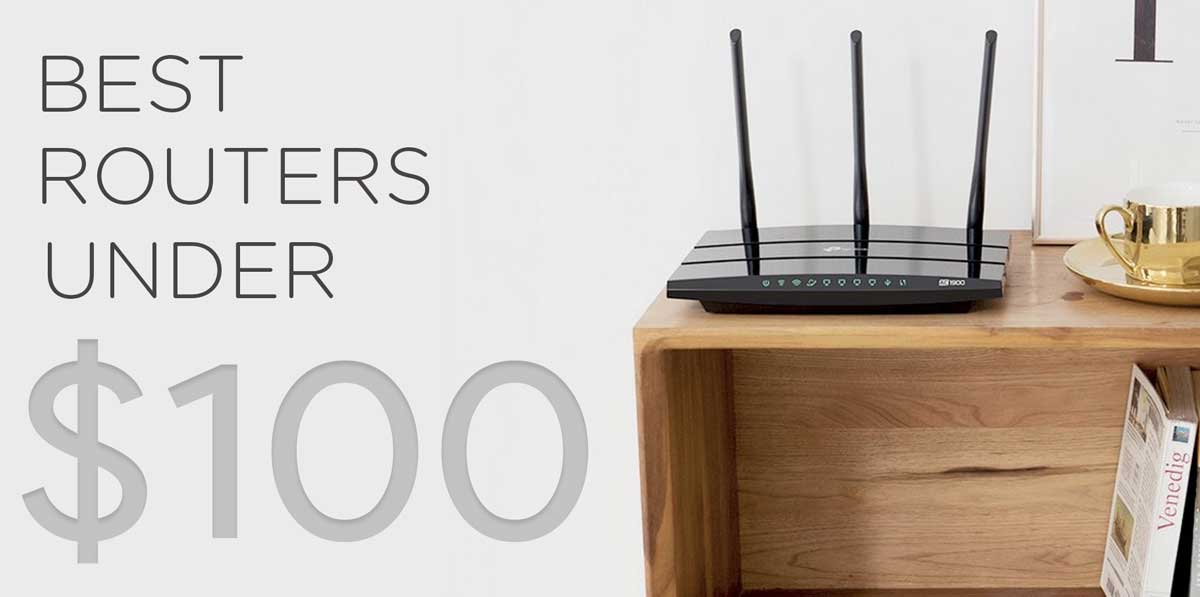 Best Wifi Routers under 100