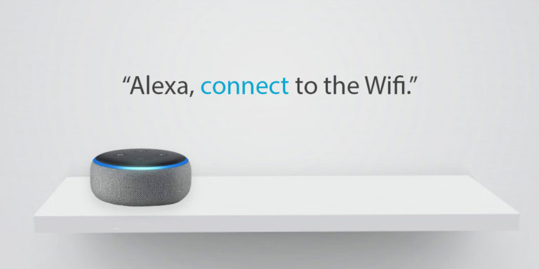 How to Connect Alexa to Wifi (Using App and Without the App)