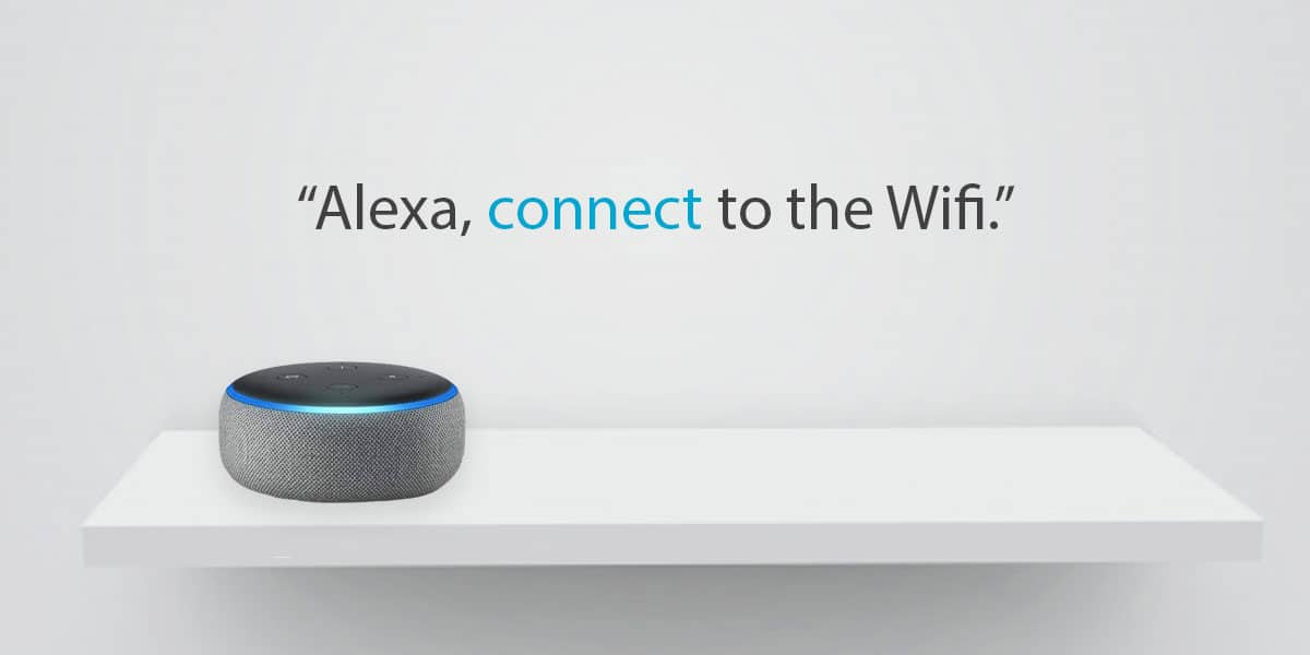 How to Connect Alexa to Wifi with and without App