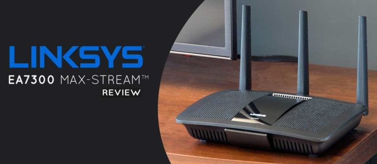 Linksys EA7300 Review | The Fastest AC1750 Router