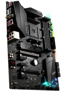 MSI B450 GAMING PRO CARBON AC Motherboard for Ryzen 5 3600