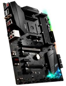 MSI B450 GAMING PRO CARBON MAX Motherboard for Ryzen 5 2600