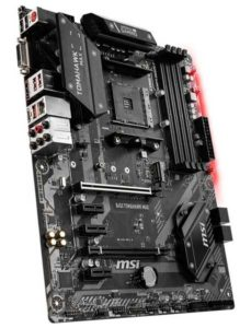 MSI B450 TOMAHAWK MAX Best Motherboard for Ryzen 5 2600