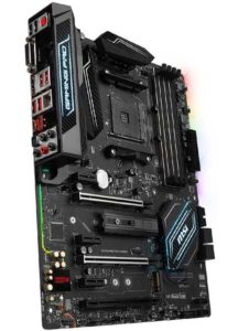 MSI X370 GAMING PRO CARBON Best X370 Motherboard