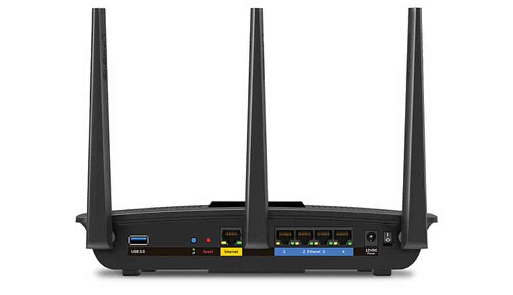 Ports in Linksys EA7300