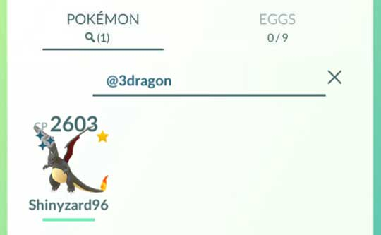 Search Pokemon with Second Charged Move of a Type