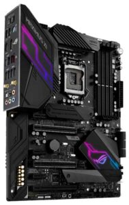 ASUS ROG Maximus XI Hero Wi-Fi Best Motherboard for i7 9700k
