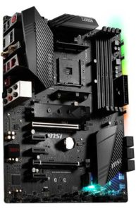 MSI B450 GAMING PRO CARBON AC Best Motherboard for Ryzen 7 3700x