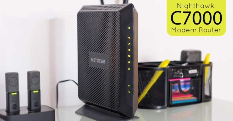 Netgear Nighthawk C7000 Review – Is it Worth the Premium?