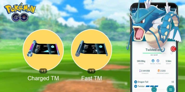 Pokemon GO TM Guide | Fast TM & Charged TM