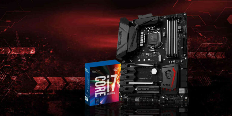 Top 5 Best Motherboards for i7 7700k
