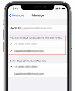 iMessage not Updating on Mac