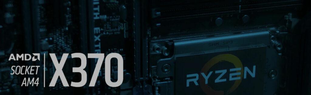 AMD X370 Chipset