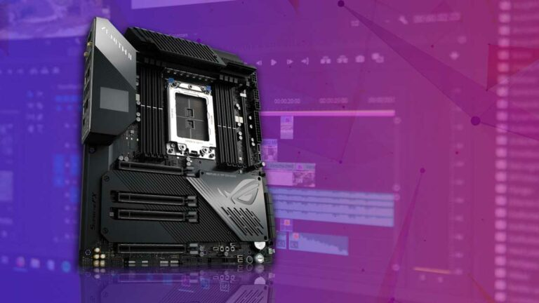 Top 7 Best Motherboards for Video Editing
